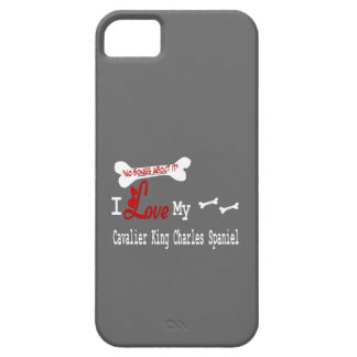 I Love My Cavalier King Charles Spaniel iPhone 5 Covers