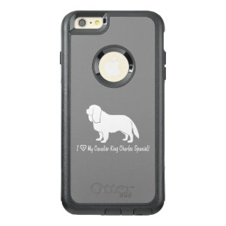 I Love My Cavalier King Charles Spaniel! OtterBox iPhone 6/6s Plus Case