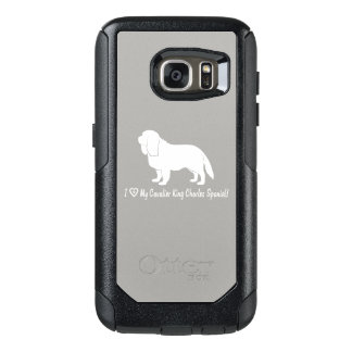 I Love My Cavalier King Charles Spaniel! OtterBox Samsung Galaxy S7 Case