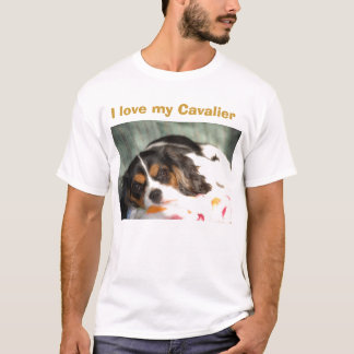 I love my Cavalier T-Shirt