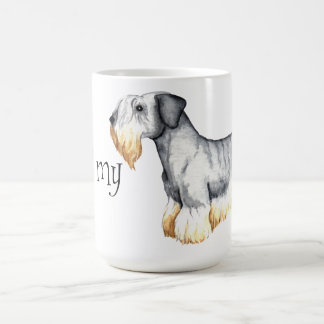 I Love my Cesky Terrier Coffee Mug