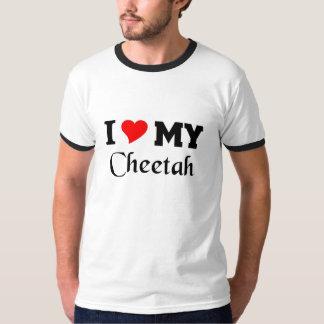 I love my Cheetah T-Shirt