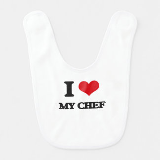 I love My Chef Bib