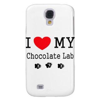 I Love My Chocolate Lab