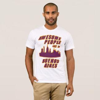 I Love My city - bue T-shirt. T-Shirt
