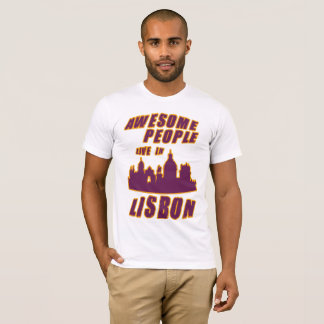 I Love My city - Lisbon T-shirt. T-Shirt