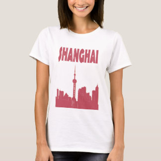 I Love My city - Shanghai T-shirt. T-Shirt