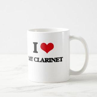 I love My Clarinet Coffee Mug