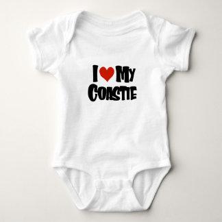 I love my Coastie Baby Bodysuit