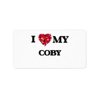I love my Coby