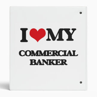 I love my Commercial Banker Binder