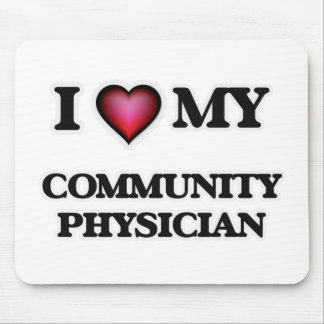 I love my Community Physician Mouse Pad
