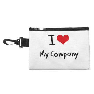 I love My Company Accessory Bag