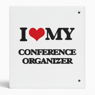 I love my Conference Organizer Vinyl Binder