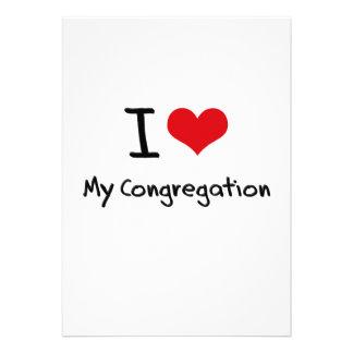 I love My Congregation Invites