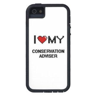 I love my Conservation Adviser iPhone 5 Case