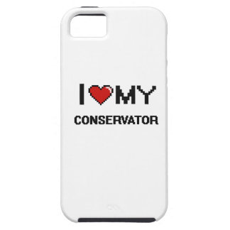 I love my Conservator iPhone 5 Cover
