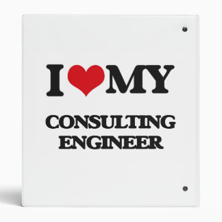 I love my Consulting Engineer Binders