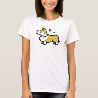 I Love My Corgi- Shirt