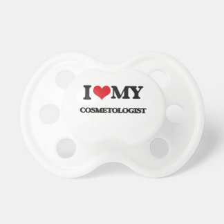 I love my Cosmetologist Baby Pacifiers