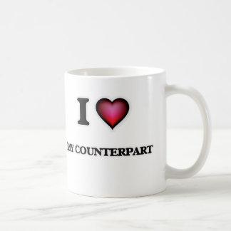I love My Counterpart Coffee Mug