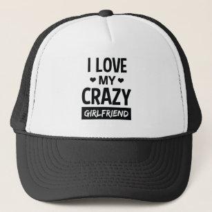 Quotes Girlfriend Baseball Trucker Hats Zazzleca
