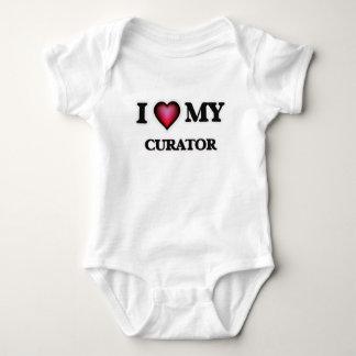 I love my Curator Baby Bodysuit