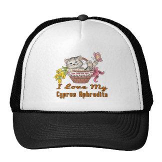 I Love My Cyprus Aphrodite Trucker Hat