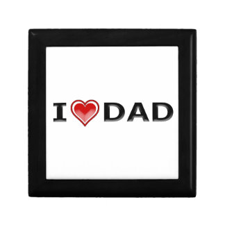 I Love My Dad Gift Box