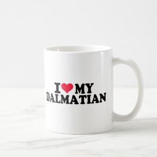 I love my Dalmatian Coffee Mugs