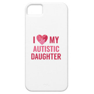 I Love My Daughter iPhone 5 Covers