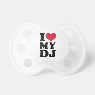 I love my DJ Pacifier