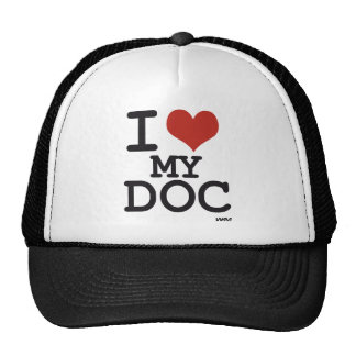 I love my Doc - Doctor Trucker Hat