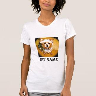I Love My Dog Cat Pet T-Shirt