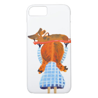 I love my dog! iPhone 7 case