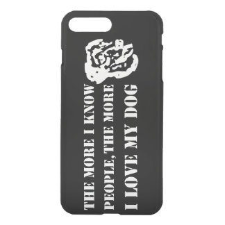 I Love My Dog iPhone 8 Plus/7 Plus Case