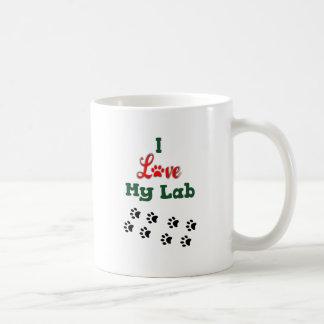 I Love My Dog Mug (Choose your breed)