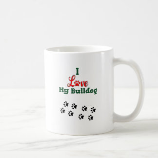 I Love My Dog Mug (Choose your breed)