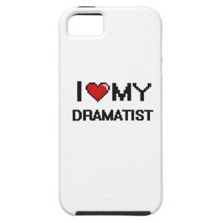I love my Dramatist iPhone 5 Case