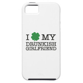 I Love My Drunkish Girlfriend iPhone 5 Cover