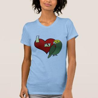 I Love my DYH Amazon Ladies TShirt