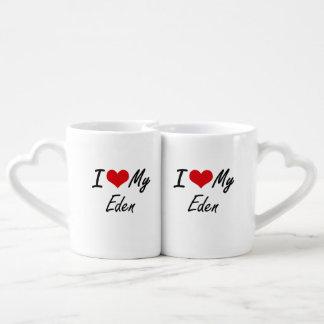 I love my Eden Couples Mug