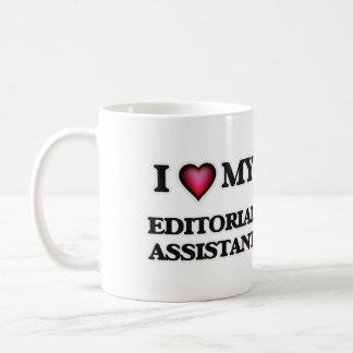 I love my Editorial Assistant Coffee Mug