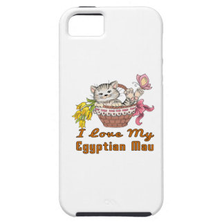 I Love My Egyptian Mau Case For The iPhone 5