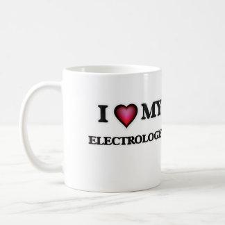I love my Electrologist Coffee Mug