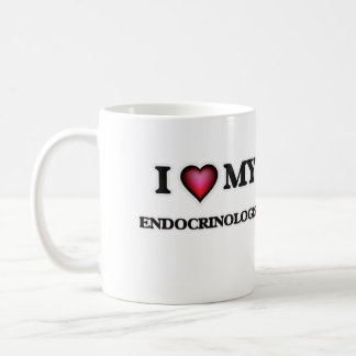 I love my Endocrinologist Coffee Mug