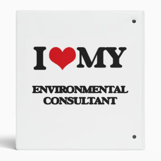 I love my Environmental Consultant Binders