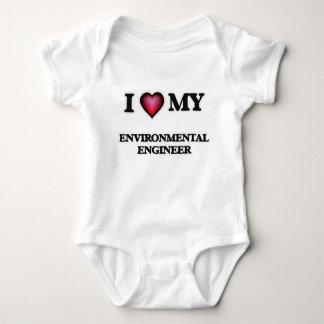 I love my Environmental Engineer Baby Bodysuit