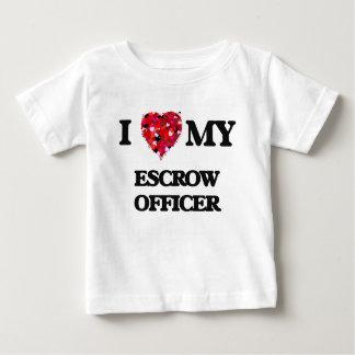 I love my Escrow Officer Tees
