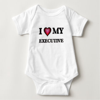I love my Executive Baby Bodysuit